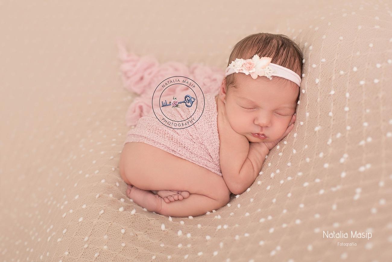 Newborn Recién Nacido - Natalia Masip, Fotografía