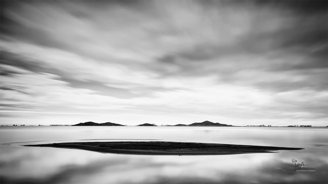 Sand Island - B&N - David Frutos Egea   Fotografías en Blanco y Negro