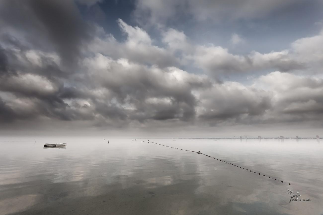 Alone at the Storm - Color - David Frutos Egea | Fotógrafías en color