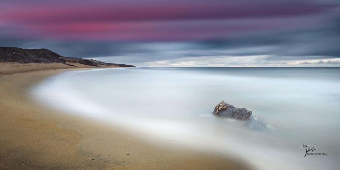 Stormy Day in Calblanque - Color - David Frutos Egea | Fotógrafías en color