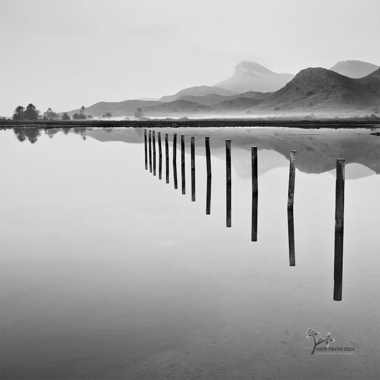 Like a Mirror - B&N - David Frutos Egea | Fotografías en Blanco y Negro