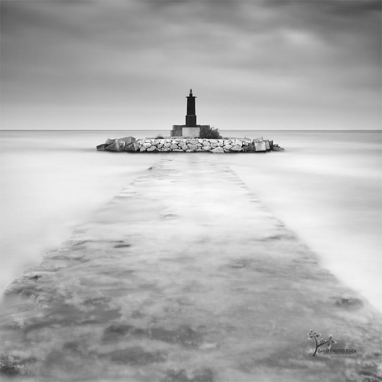 The Lighthouse - B&N - David Frutos Egea | Fotografías en Blanco y Negro