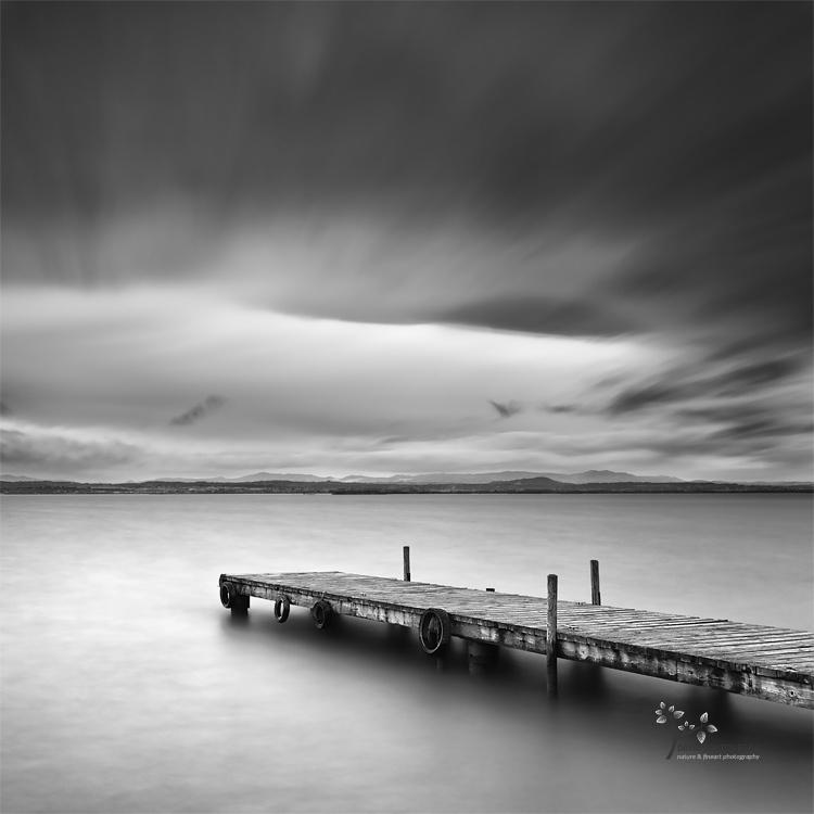 The Love's Pier - B&N - David Frutos Egea   Fotografías en Blanco y Negro