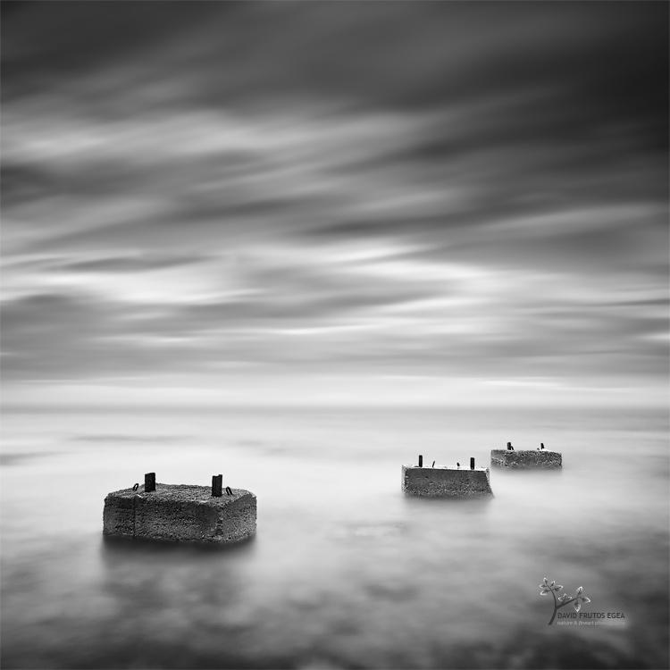 Where is the Pier? - B&N - David Frutos Egea | Fotografías en Blanco y Negro