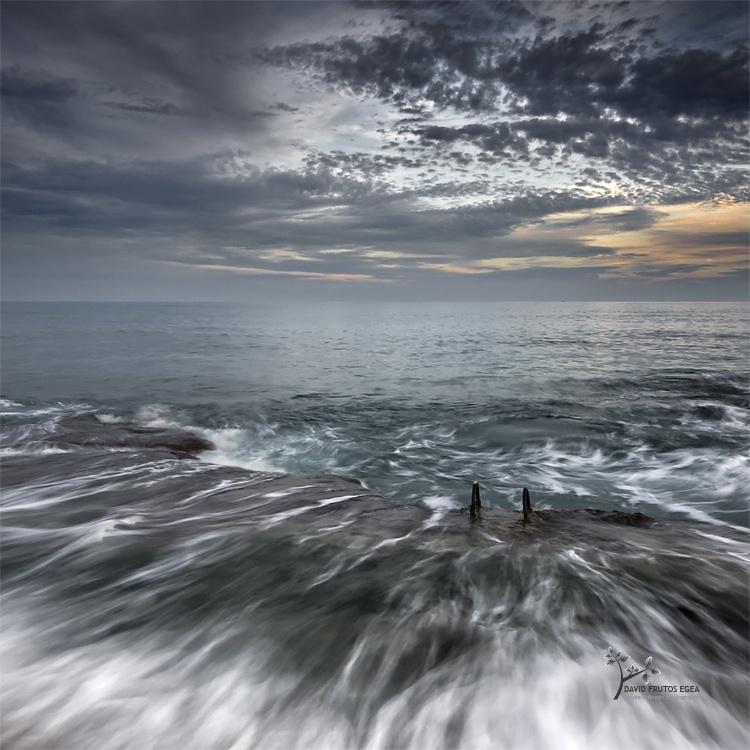 The Stair at Sunrise - Color - David Frutos Egea   Fotógrafías en color