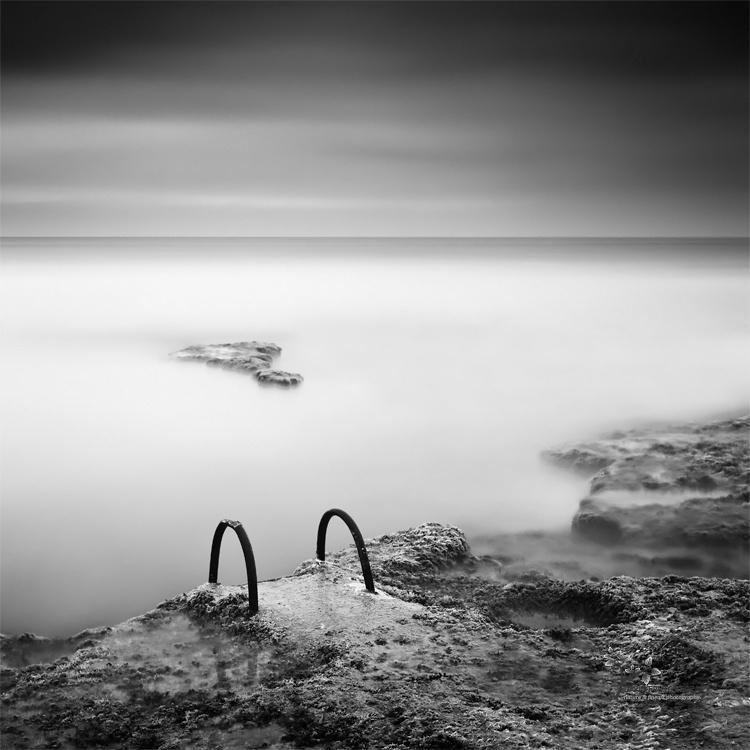 The Stair - B&N - David Frutos Egea | Fotografías en Blanco y Negro