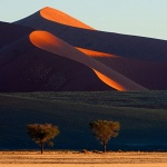 colors of the Namib