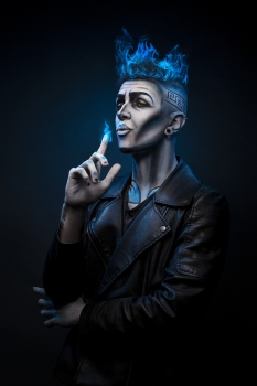 Maquillaje creativo estudio valencia