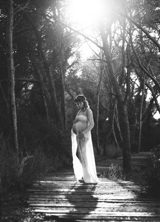 Fotos de embarazo artisticas
