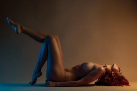 Fotos de desnudo artístico en Valencia