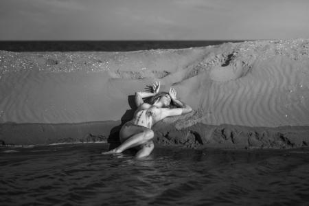 Fotos de desnudo en la playa Valencia