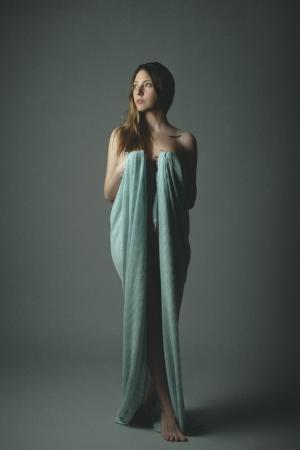 Fotos de boudoir en estudio valencia