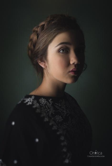 Taller de retrato infantil creativo en estudio
