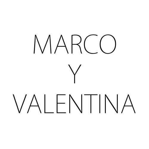 Marco y Valentina