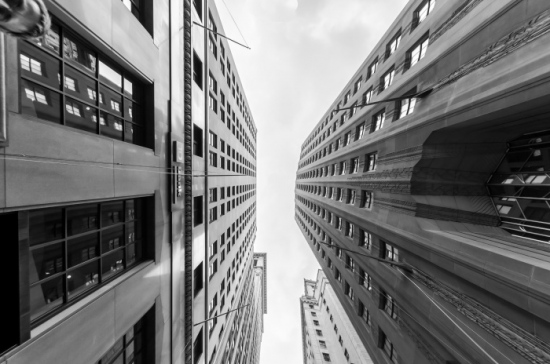 New York, grandes edificios