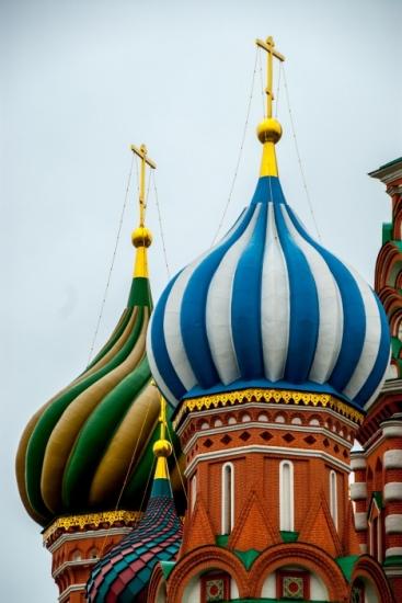 Catedral San Basilio Moscú