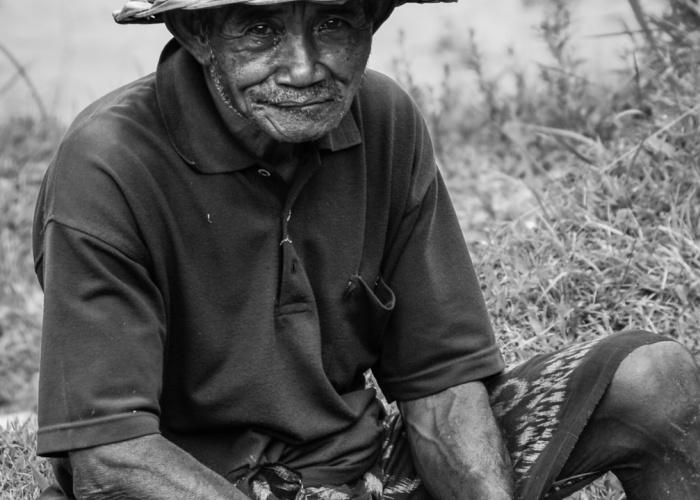 campesino del arroz