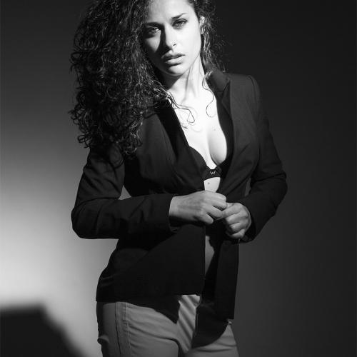 Ana María portrait