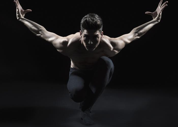 Diego Navarro- bailarín
