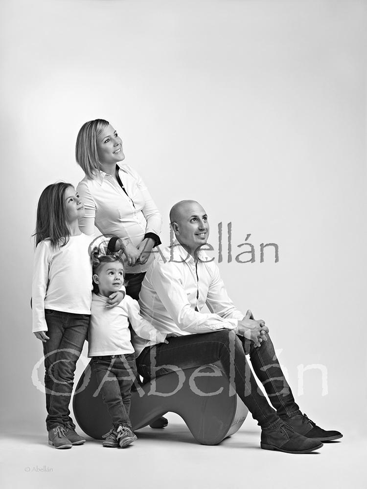©Abellán Estudio fotográfico, fotografos Murcia.  - Familia - Fotos de Familias Fotos Abellán Estudio fotográfico, Murcia.