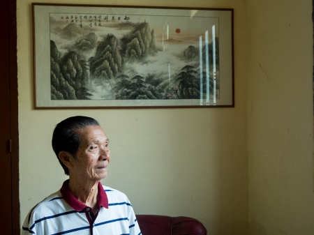 Ronaldo , the president of one chinese society in havana