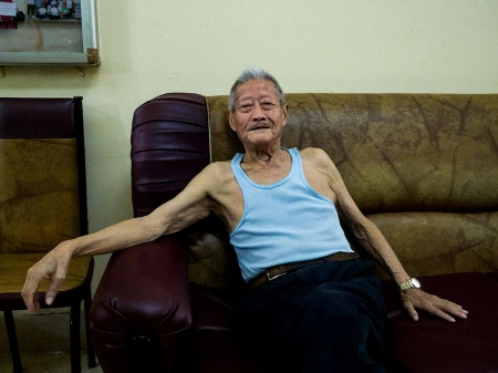 Old chinese inmigrant in cuba, pictures and photos of last chineses in cuba
