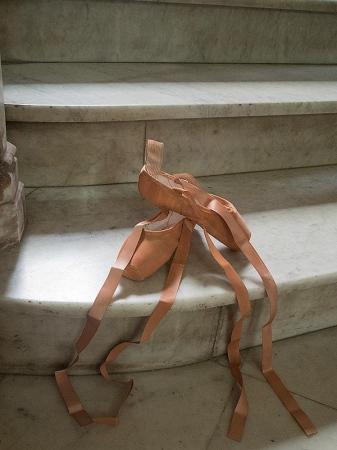 ballet shoes of cuban ballet