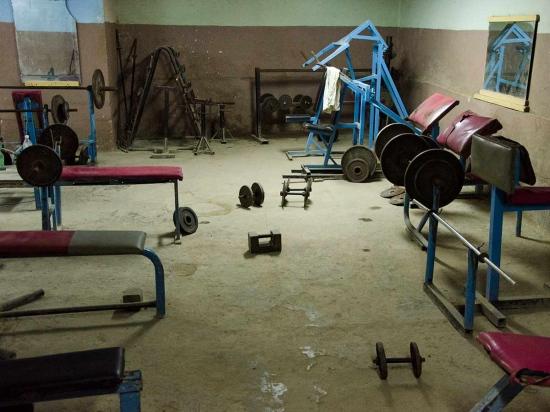 cuban vintage gym