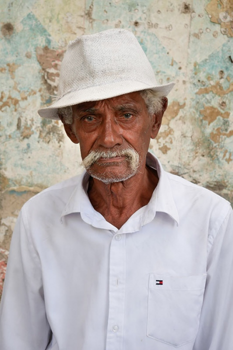 cuban portraits of old man 9 in photo travels to cuba with louis alarcon