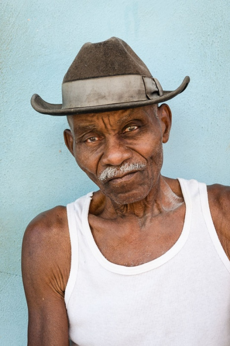 cuban portraits of old man 6 in photo travels to cuba with louis alarcon