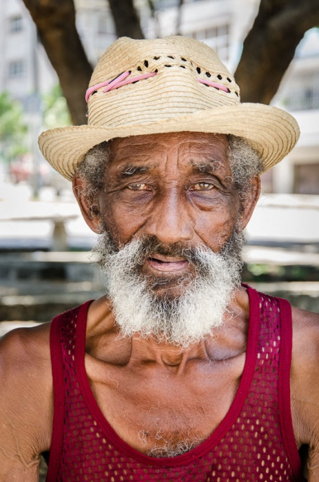 cuban portraits of old man 9 in photo travels to cuba with louis alarco