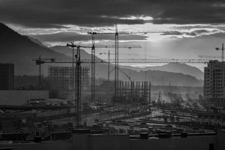 Proyecto de urbanización barrio de Zabalgana  - Vitoria Gasteiz - España)