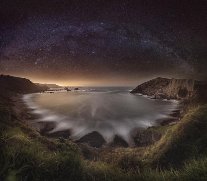 Estrella de mar. Asturias