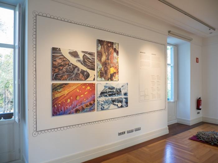 Cristina Enea en Donostia · Abstracción