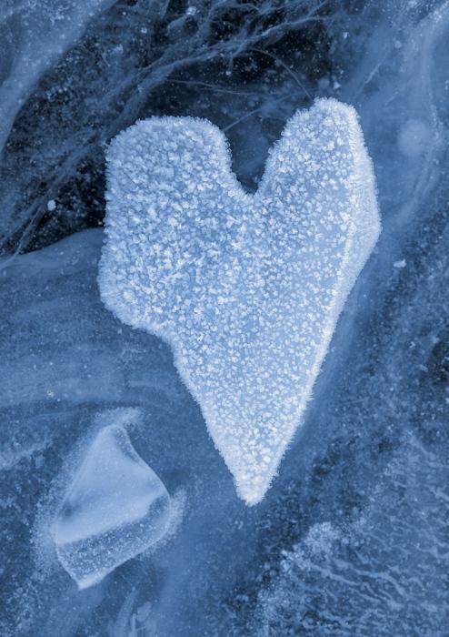 hielo, baikal, lago, lake, ice, blue, azul, rusia, pareidolia corazon pixelecta