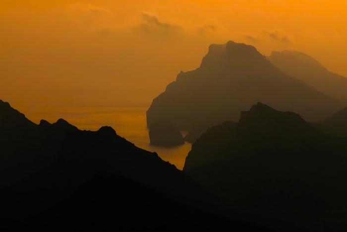 amanecer en Mallorca