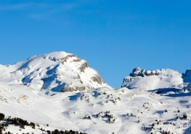 Larra Belagua, pic d'Anie, Navarra, nieve,nevado