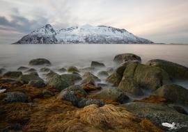 Rekvikvegen, Kavaloya, Noruega