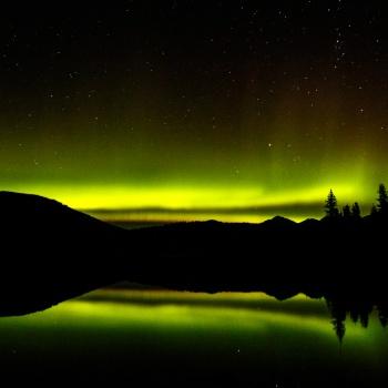 landscape, Canada, fall, Jasper national park, Alberta, Pyramid Lake