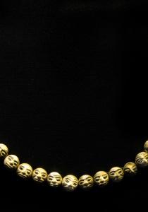 DSC_9931 La Dama de los Tatuajes fue sepultada con quince collares de oro, cobre y piedras preciosas