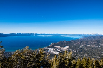 Lago Tahoe, California