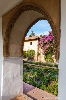 Ventalanes del Alhambra de Granada