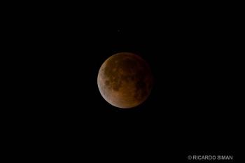 Eclipse Lunar 2014