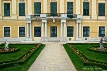 Palacio de Schönbrunn, Viena
