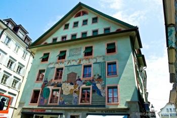 dsc 8094 Pinturas en Fachadas de Edificios, Lucerna