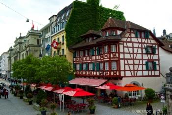 dsc 8396 Hotel Rebstock, Lucerna
