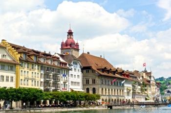 dsc 8252 Edificios en Lucerna