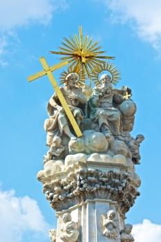 Columna de La Santisima Trinidad