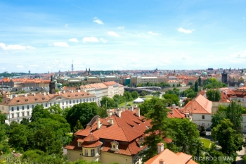 Panoramica de Praga