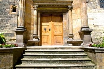 Puerta Magnifica, Palacio de Praga
